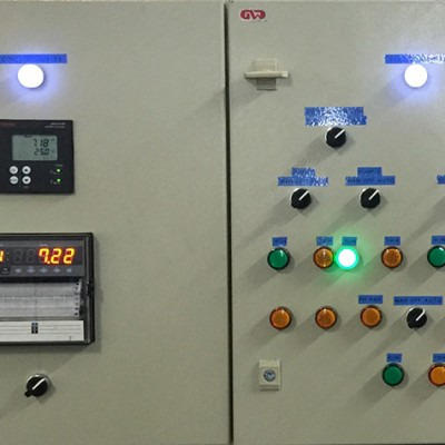 Automation Control Panel 2